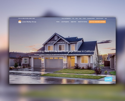 Loans Realty Group by Mediafied