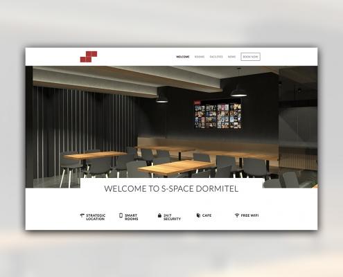 S-Space Dormitel by Mediafied